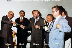 I0FLY INAUGURAZIONE SEZIONE ARI PERUGIA